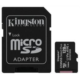 Kingston 128GB micSDXC class 10 A1 Canvas Select Plus