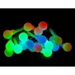 Luca Lighting гирлянда Жемчужины 6 м, разноцветная