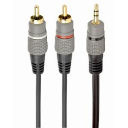 Cablexpert 3.5 Jack to 2RCA 1.5m