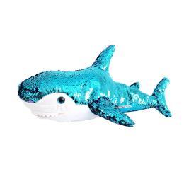 FANCY Акула подруга Blahaj с пайетками 49 см