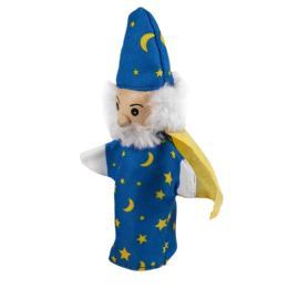Goki Кукла для пальчикового театра Волшебник