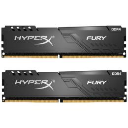 Kingston Fury (ex.HyperX) DDR4 64GB (2x32GB) 3200 MHz HyperX Fury Black