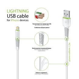 Intaleo USB 2.0 AM to Lightning 1.2m CBFLEXL1 white