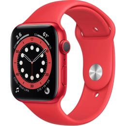 Apple Watch Series 6 GPS, 44mm PRODUCT(RED) Aluminium Ca