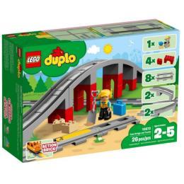 LEGO Железнодорожный мост 26 деталей