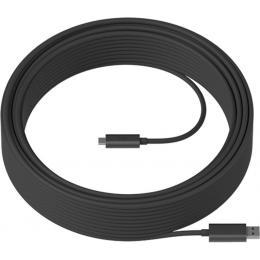 Logitech Strong USB 3.1 Cable 25M