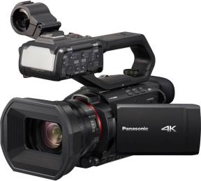 PANASONIC 4K Flash HC-X2000