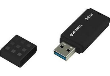 Goodram 32GB UME3 Black USB 3.0