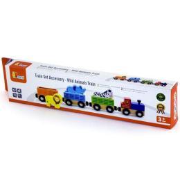 """Viga Toys Доп. набор к ж/д """"Поезд с животными"""""""
