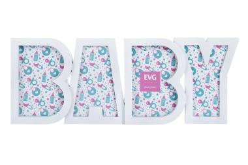 EVG FRESH 8036 WHITE GOLLAGE BABY 4