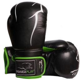 PowerPlay 3018 10oz Black/Green