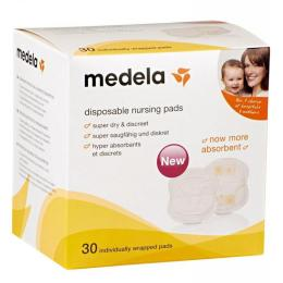 Medela Disposable Nursing Pads 30 шт