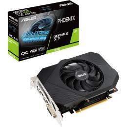 ASUS GeForce GTX1650 4096Mb PH OC D6 P