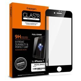 Spigen iPhone SE/8/7 FC, Black (1 Pack)