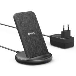 Anker PowerWave II Stand 5/7.5/10/15W (Black+Gray)