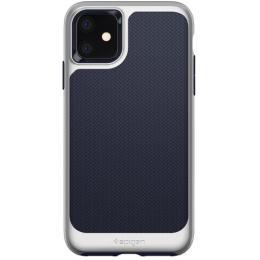 Spigen iPhone 11 Neo Hybrid, Satin Silver