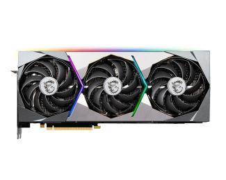 MSI GeForce RTX 3080 Ti Suprim X 12G