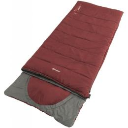 Outwell Contour Lux Reversible -3C Red Right
