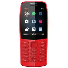 Nokia 210 DS Red