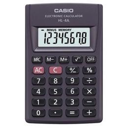 Casio HL-4A-S-EP