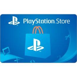 SONY Playstation Store пополнения кошелька: Карта оплат