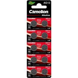 Camelion AG13 / LR1154 / LR44 / V13GA Alkaline * 10