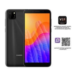Huawei Y5p 2/32GB Midnight Black