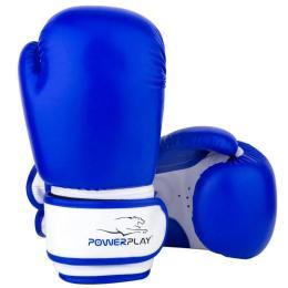 PowerPlay 3004 JR 6oz Blue/White