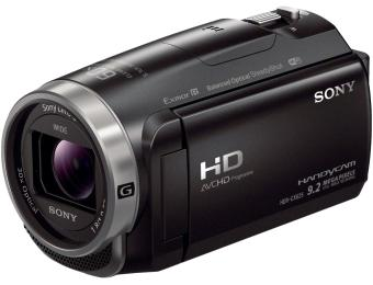 SONY Handycam HDR-CX625 Black