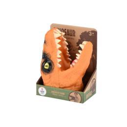 Same Toy Игрушка-перчатка Dino Animal Gloves Toys оранжевый