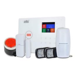 ATIS Kit GSM+WiFi 130 Tuya Smart
