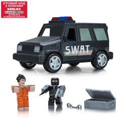 Jazwares Roblox Feature Vehicle Jailbreak SWAT Unit W4