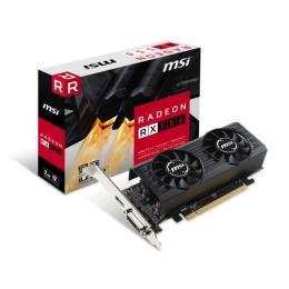 Radeon RX 550 2GT LP OC