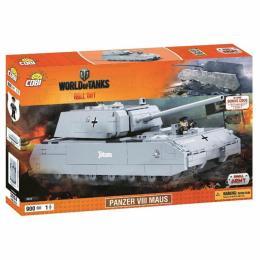 Cobi World Of Tanks Maus, 900 деталей