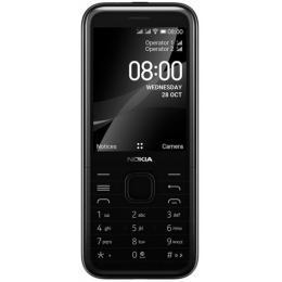 Nokia 8000 DS 4G Black