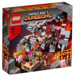 LEGO Minecraft Битва за красную пыль 504 детали