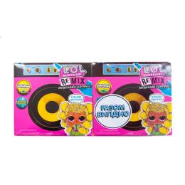 L.O.L. Surprise! Remix Hairflip - набор из 2 кукол Музыкальный сюрп