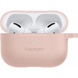 Spigen для Airpods Pro Silicone Fit Pink