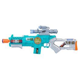 Same Toy Cycione Falcon Пулемет синий