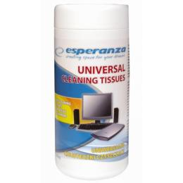 Esperanza Universal Cleaning Tissues, 100шт