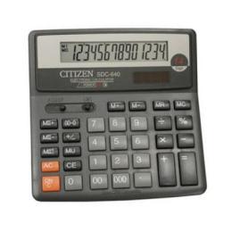 Citizen SDC-640 (II)