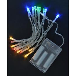 YES! Fun 20 LED лампочек, многоцветная, 2,10 м