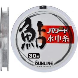 Sunline Powerd Ayu 30m #0.3/0.09mm 0.86kg