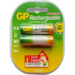 GP AA R6 2700mAh * 2