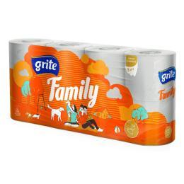 Grite Family 3 слоя 8 рулонов