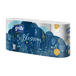Grite Blossom 3 слоя 8 рулонов
