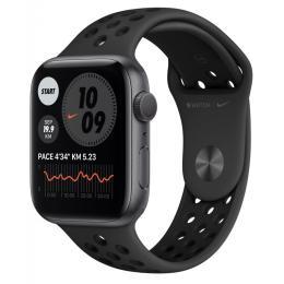 Apple Watch Nike Series 6 GPS 44mm Space Gray Aluminium