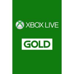 Xbox Xbox Live GOLD подписка на 3 месяца RU ESD