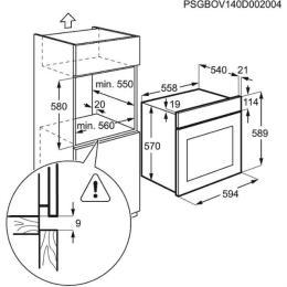 ELECTROLUX EZB 53410 AK