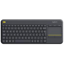 Logitech K400 Plus dark RU